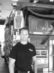Eastvale Firefighter Eric Stephens