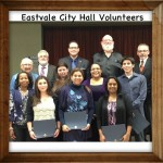 Eastvale City Hall Volunteers 2014