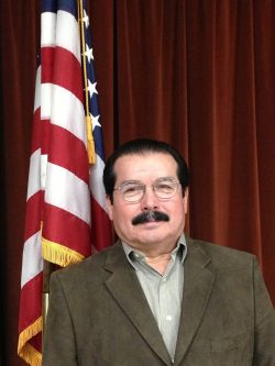 Eastvale Planning Commissioner Larry Oblea