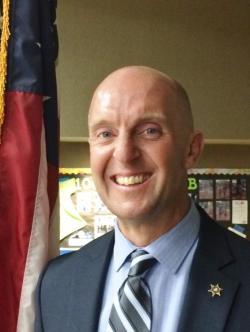 Lieutenant evan peterson of eastvale police department