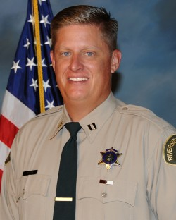 Captain Jason Horton (Photo Courtesy: City of Eastvale)