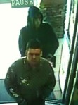 Security footage of suspects. (Photo Courtesy:  Chino Police Department)