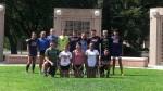 ERHS XC team