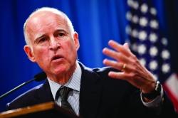 Governor Jerry Brown (Photo Courtesy: CA.GOV)