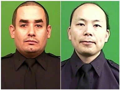 Officer Ramos and Officer Liu