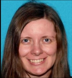 Lisa Cimbaluk, 35, of Irvine, missing since Dec. 29, 2014, was recently found in deceased in the waters of Big Bear Lake. (Photo Courtesy:  SBCounty.gov )
