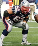 Diamond Bar High alumnus and New England Patriots offensive lineman, Ryan Wendell, will be playing in the 2015 Super Bowl on February 1 (Photo by Kelli Gile
