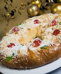 An example of Rosca de Reyes (or Three Kings Bread) (Photo courtesy of Google Images)