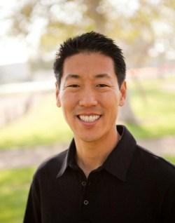 Pastor Mark Lee