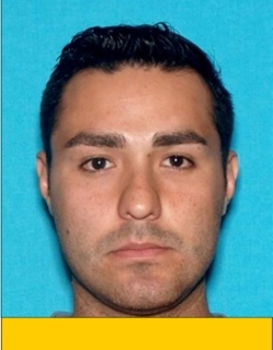 Photo Courtesy:  Pomona PD Captured Suspect, Henry Solis
