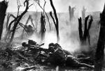 Photo Courtesy: Columbia University War Memorial A gun crew from Regimental Headquarters, 23rd Infantry, U.S. Army
