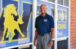 Photo Courtesy: WVUSD Brandon Dade has been named the new principal at Walnut High School.