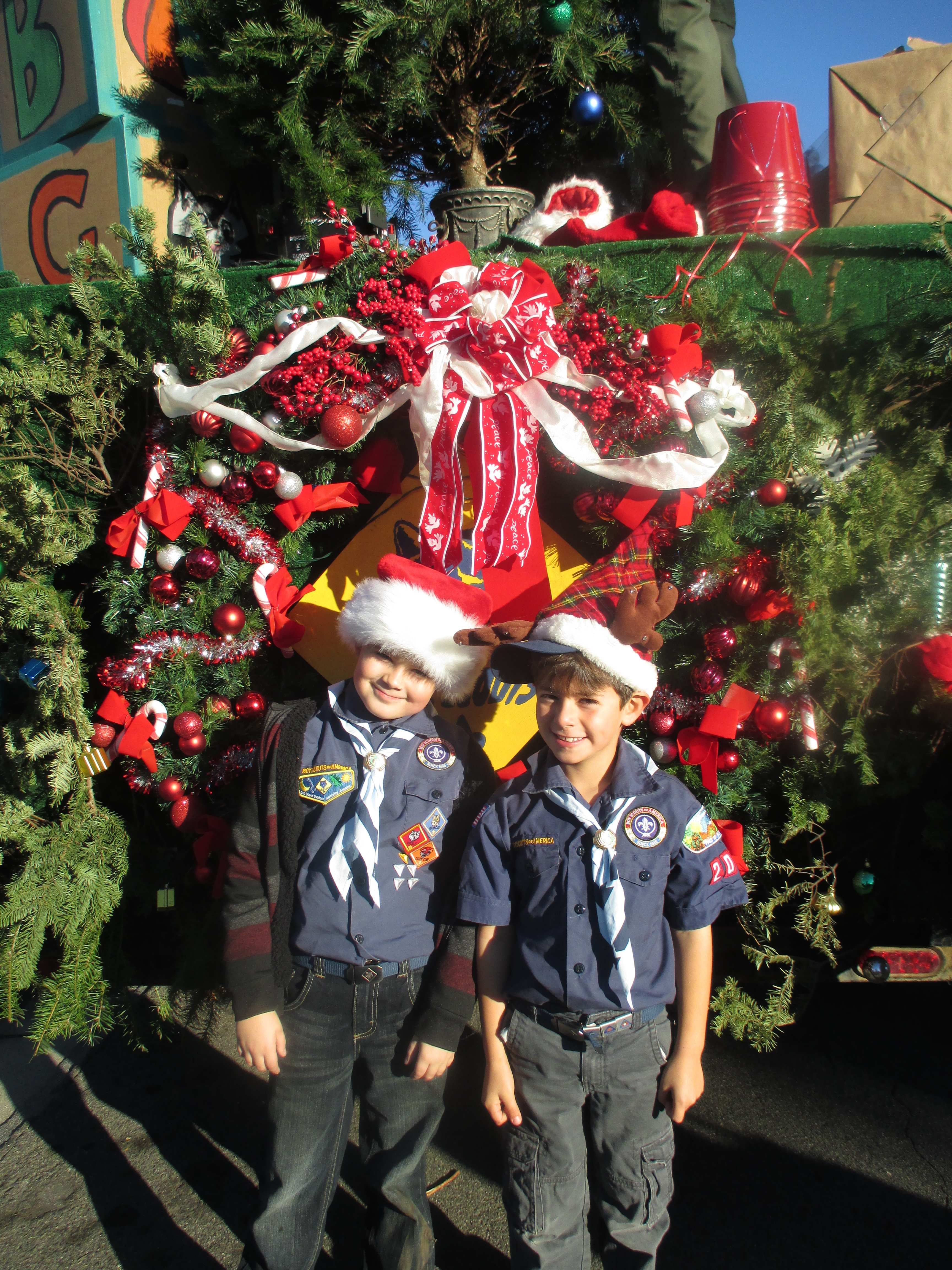 Chino\'s Welcomes Christmas at Annual Parade – ABCpr Media Group ...