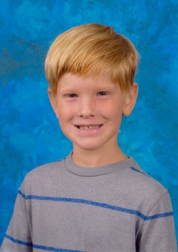 Photo Courtesy: WVUSD Collegewood Elementary is collecting donations for the family of second grade cancer patient Coben Swanson.