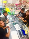 Photo Courtesy of WVUSD South Pointe 8th Graders Enjoy STEM activities