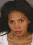 Photo Courtesy of the West Covina Police Department. Mary Grace Trinidad's mug shot from a drug arrest in January 2016