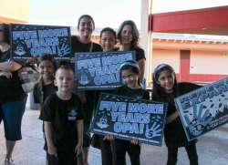 Photo courtesy of Oxford Preparatory Academy OPA supporters