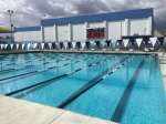 Photo courtesy: Kelli Gile Walnut High School will celebrate the grand reopening and ribbon cutting of its aquatic center on April 20.