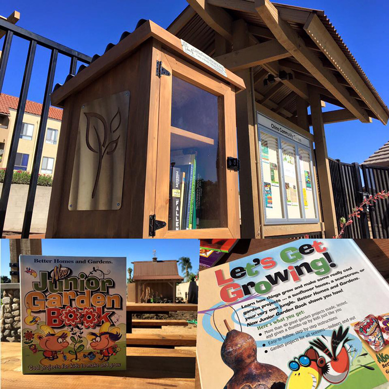 Garden Library Abcpr Media Group Community News Public Relations