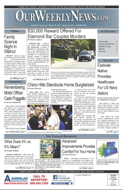 Weekly News 3.18.17 Front Page