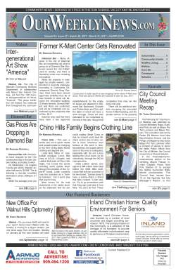 Weekly News 3.25.17 Front page