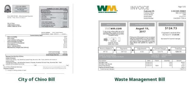 Chino Waste Management
