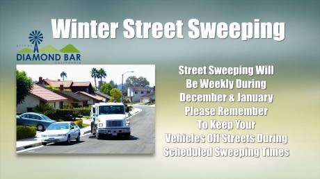 DB Street Sweeping