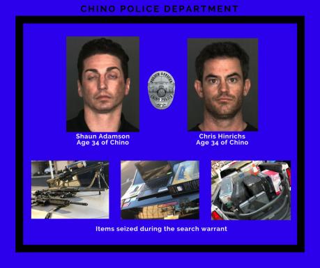 pckge arrests