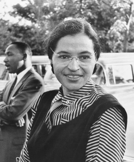 Rosa Parks (ca. 1955)
